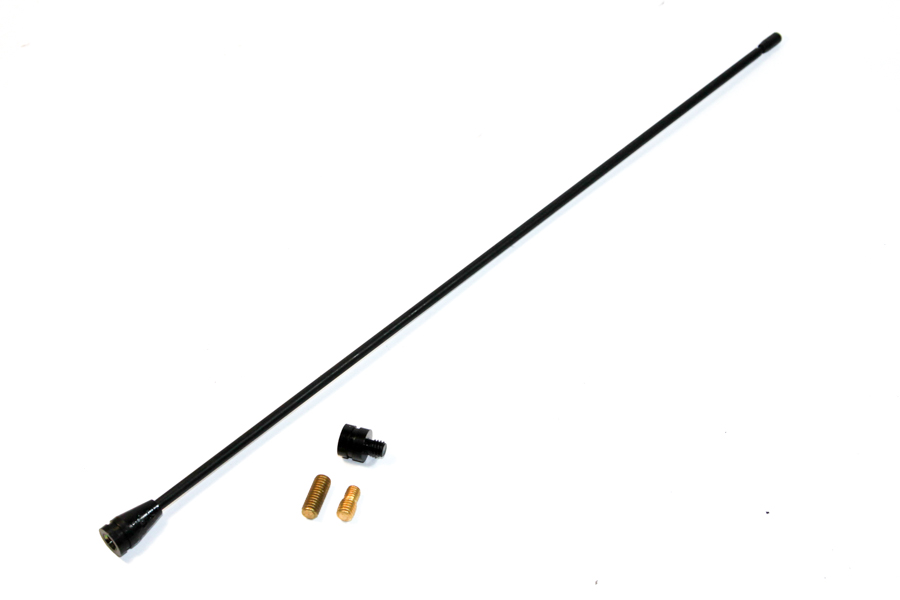 2 Metal sections replacement antenna 5/6mm