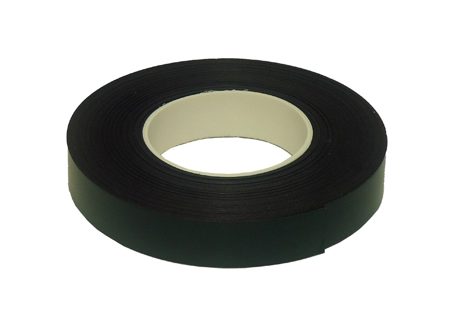 Black Double sided adhesive foam tape 12.2m roll