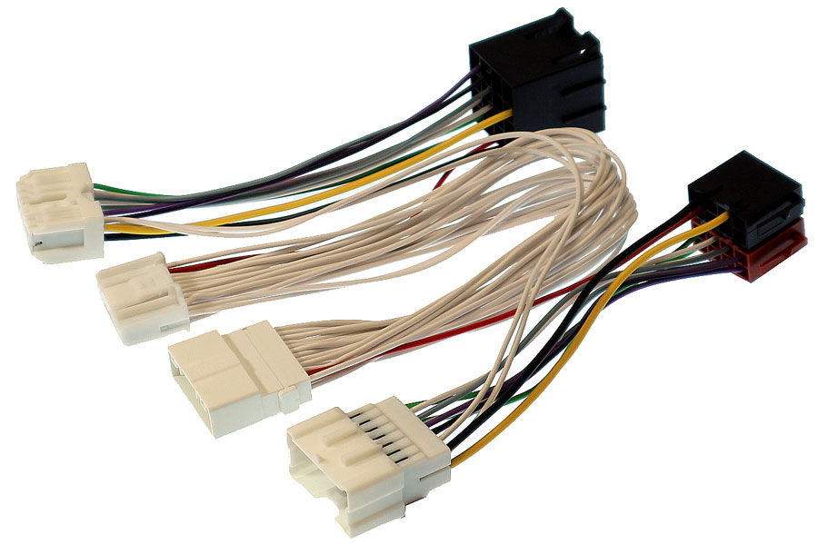 Renault/Dacia Handsfree lead for ISO cables