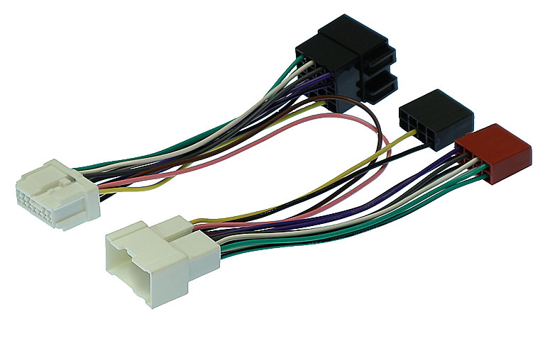 Renault 2012 Handsfree SOT lead for ISO cables