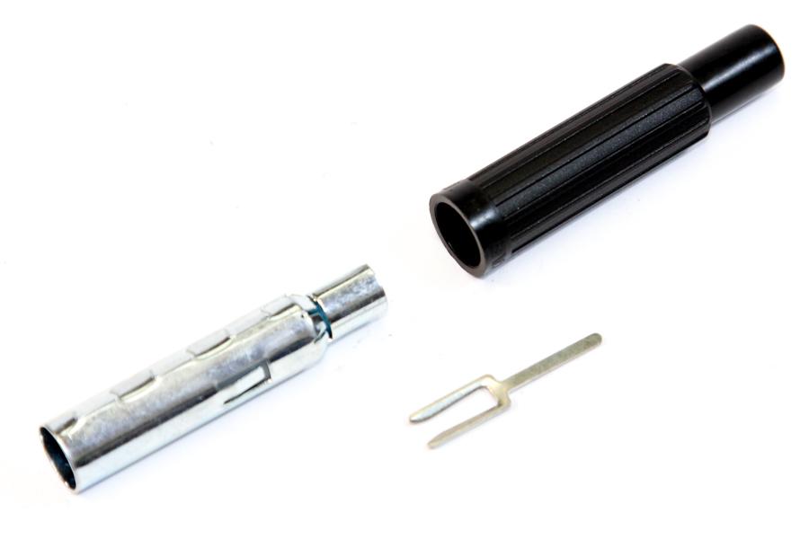 Aerial Adapter Din solder plug