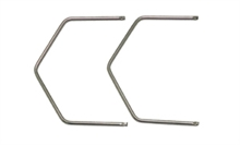 Radio release keys ISO (pair) Vauxhall/Opel