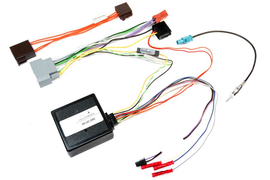 Chrysler, Jeep amp and steering control interface