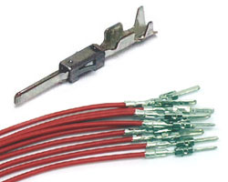 RED Micro Timer Tab wires  (10pcs)