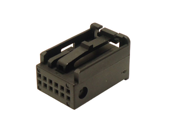 12 way Black Quadlock insert (10pcs)
