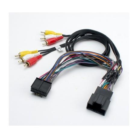 GM Overhead LCD retention cable (12>)