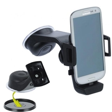 Micro USB Smartphone  Dock Kit Mount and Holder