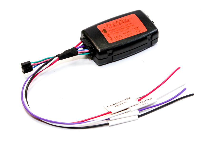 Landrover Freelander 2 SWC interface Alpine Amp