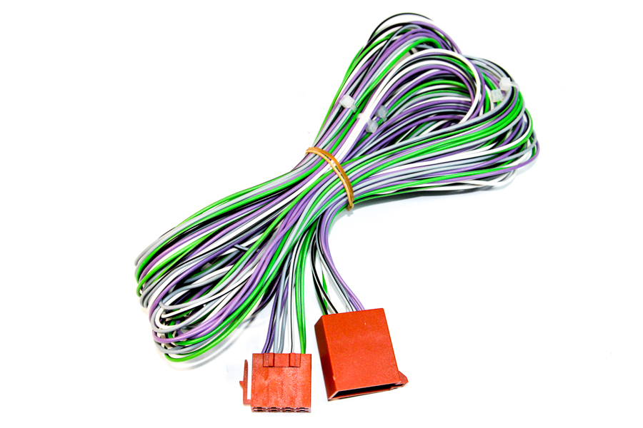 Speaker iso cable extension cable 2.5m