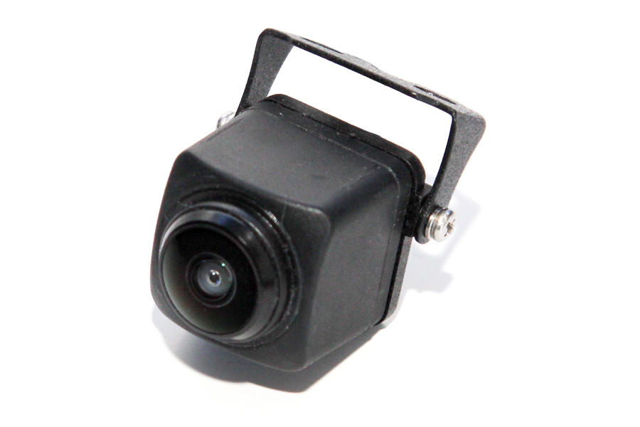 Universal bracket mount 190 degree front and rear camera