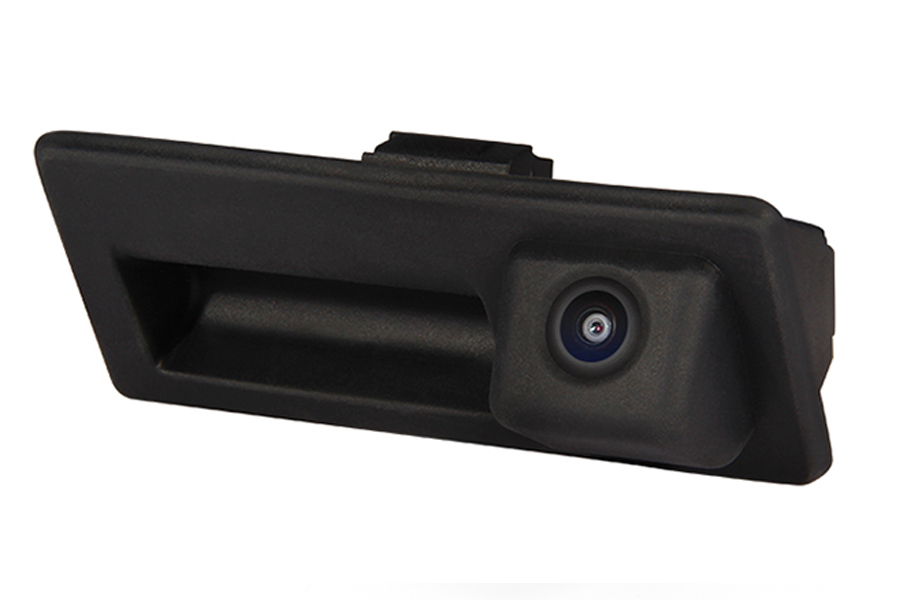 Audi  VW Tailgate handle  camera NTSC