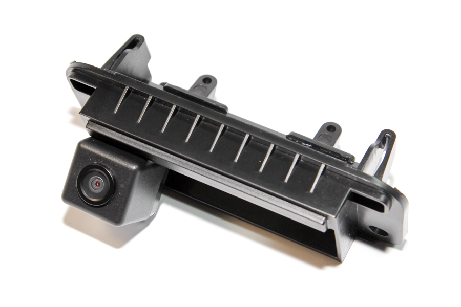 Mercedes C-Class (W204) Tailgate handle rear view camera