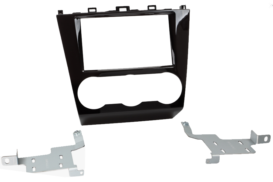 Subaru Forester 2015 > Gloss black fascia adapter