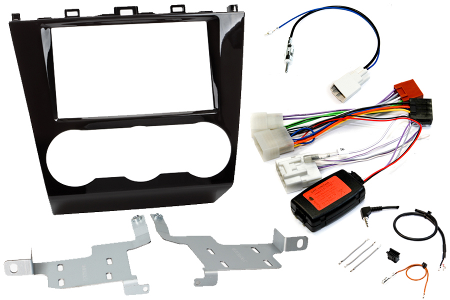 Subaru Forester 2015> complete fitting kit