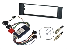 Audi A3 8P fitting kit fully amp CAN ignition