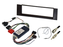 Audi A4 B6 single din kit fully amp CAN ignition