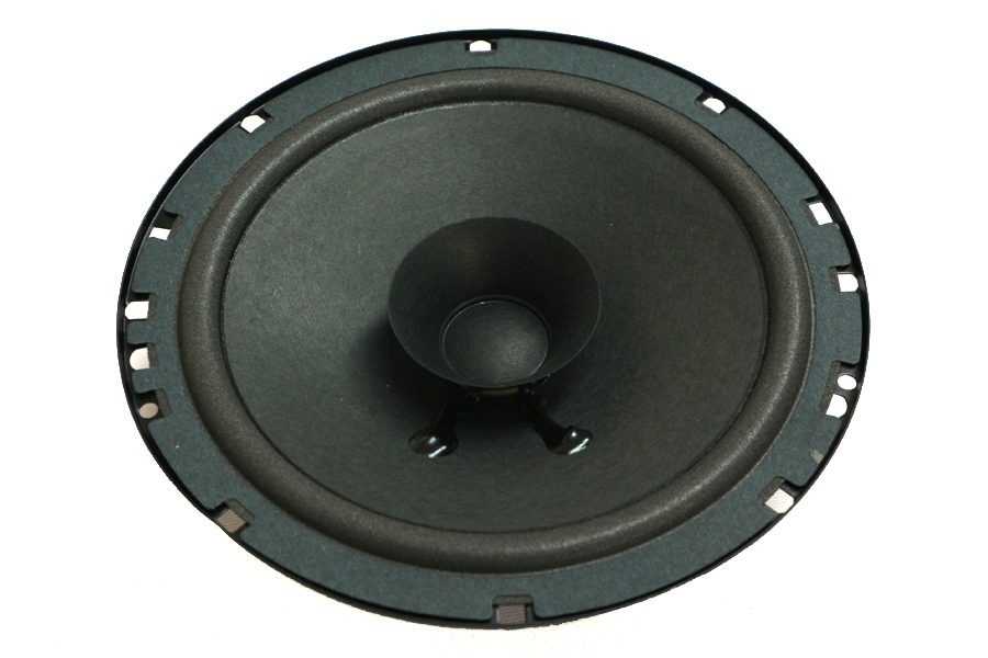 165mm dual cone 50W basic single speaker