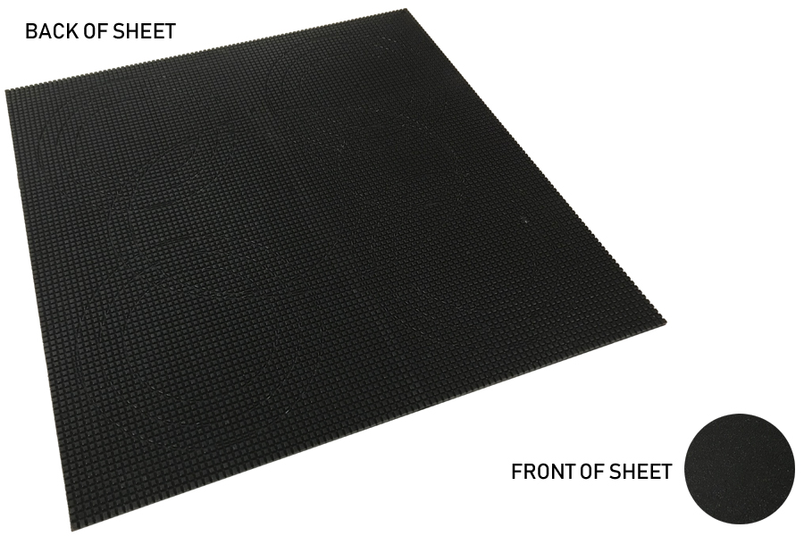 "12""x12"" ABS plastic sheet"