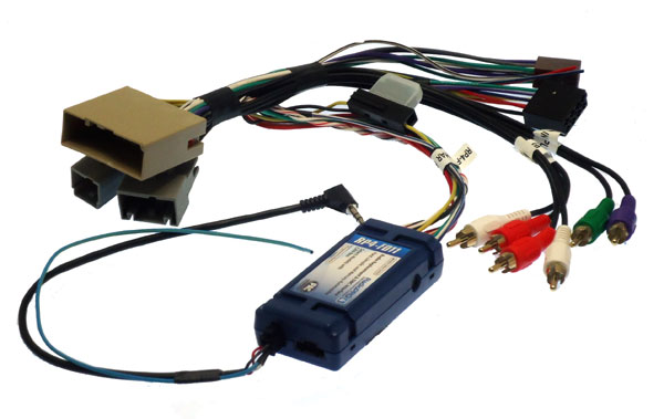 American Ford RP4-FD11 radio replacement interface