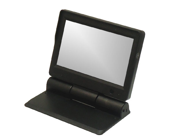 5 inch motorised monitor screen
