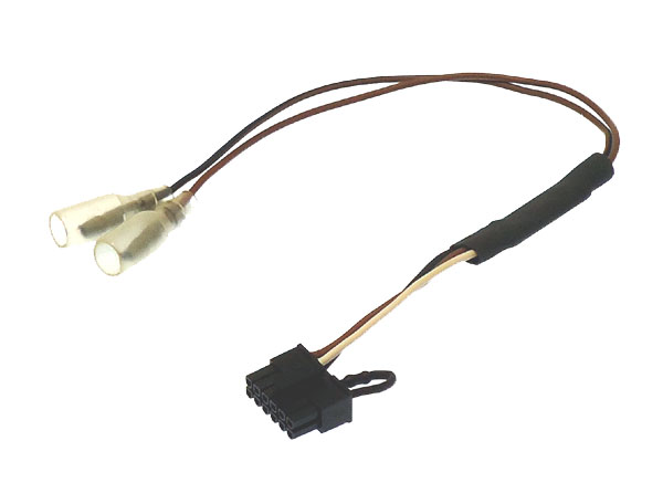 Chinese/Unbranded patch lead for use with 49- series steering wheel control interfaces