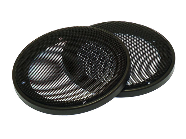 Speaker Grills for 130mm speaker PAIR