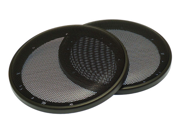 Speaker Grills for 165mm (6.5 inch) speakers (PAIR)