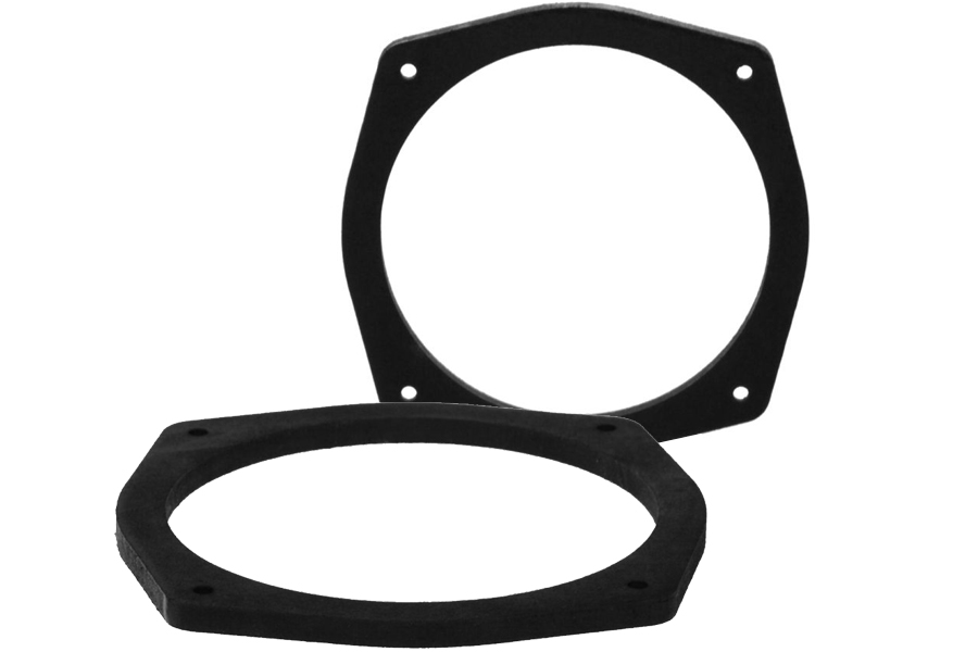 Hyundai Tucson 2004> speaker adapter rings