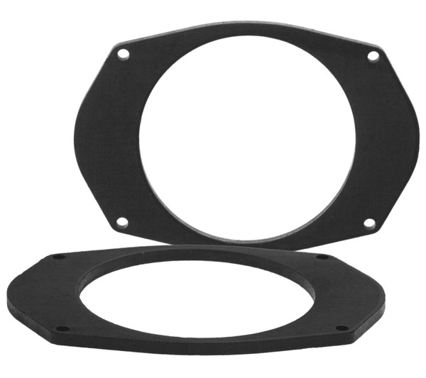 Jeep Grand Cherokee speaker adapter rings