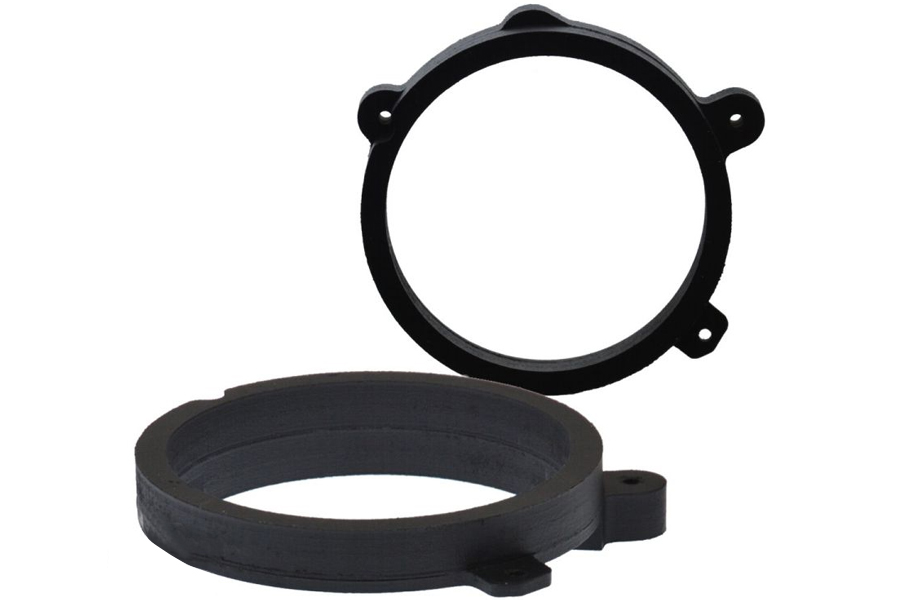 Saab 93 2002> speaker adapter rings