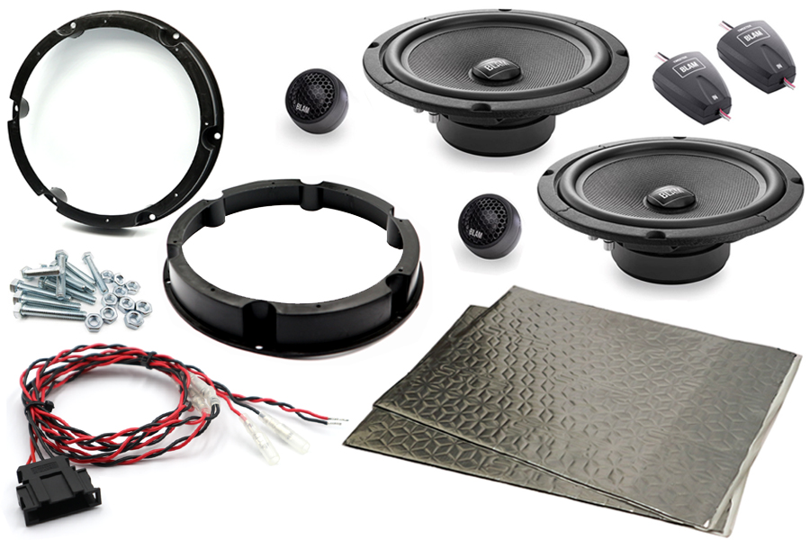 Transporter T5 T6 BLAM 20cm speaker fitting kit