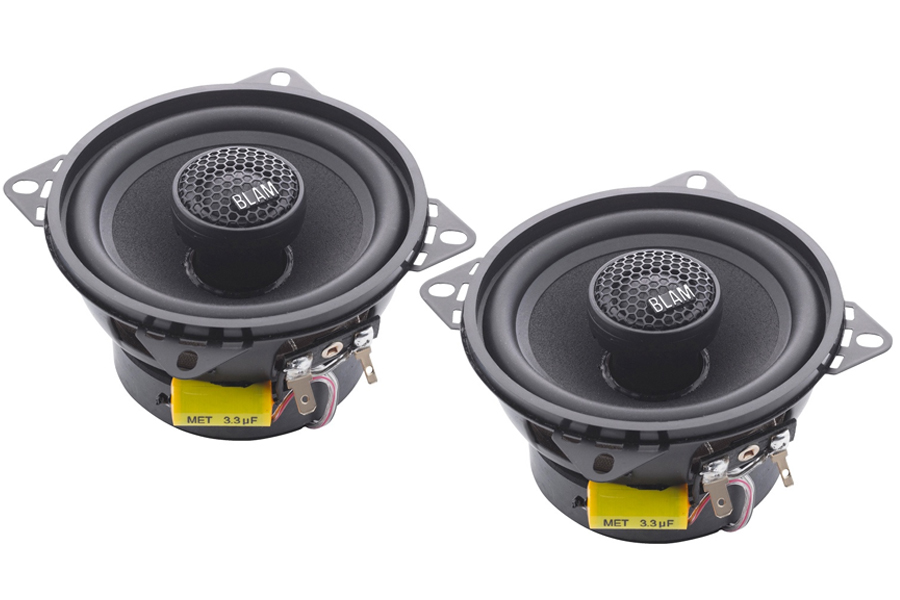 BLAM 100RC 10cm Relax coax 2ohm speakers
