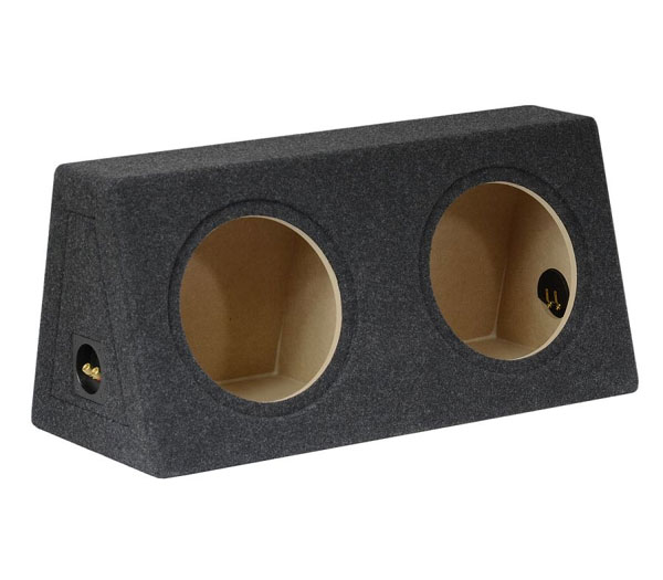 2x 10 inch 20 litre sub woofer box