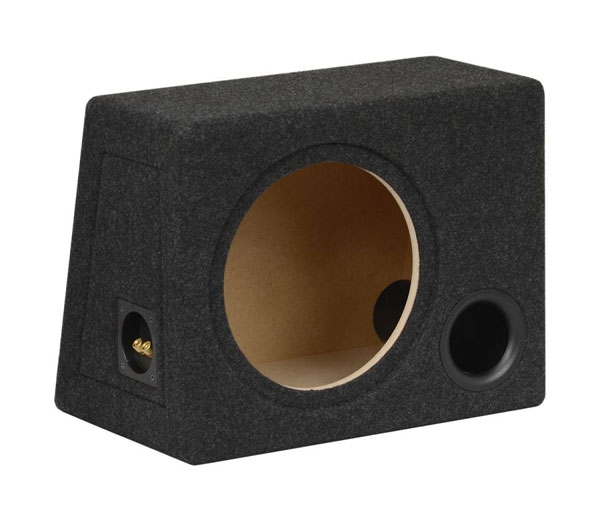 10 inch 25 litre sub woofer box ported