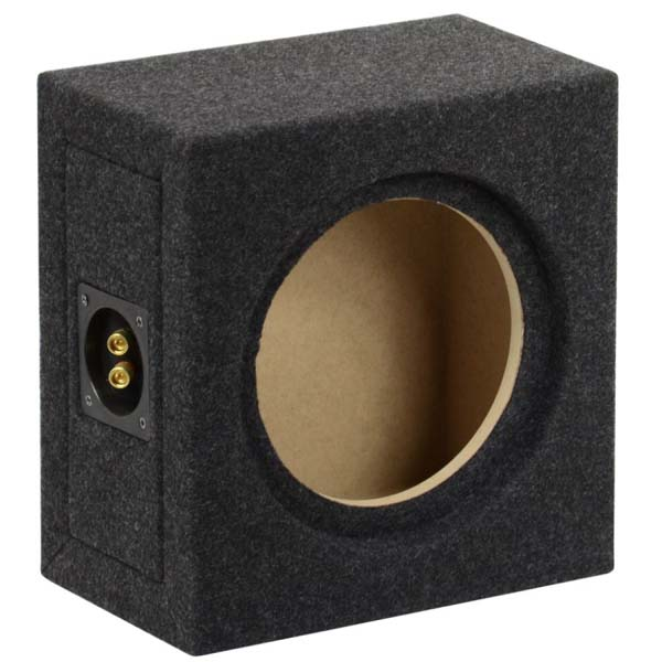 "8"" inch 8litre sub woofer box for VW T5 vans"