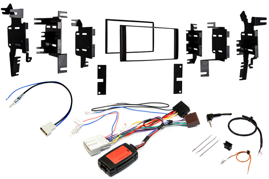 Nissan Juke 2010-14 head unit fitting kit