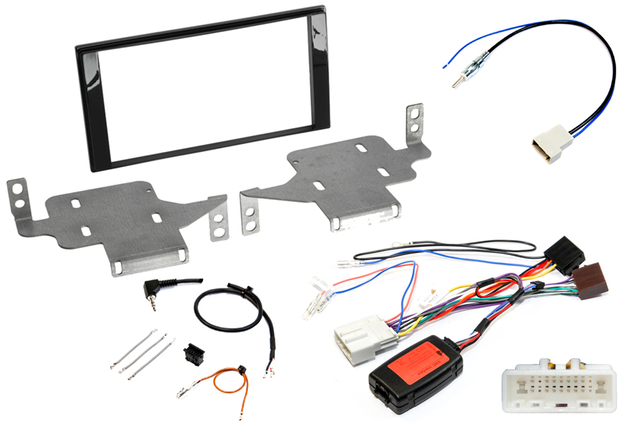 Nissan Juke 2014> head unit fitting kit