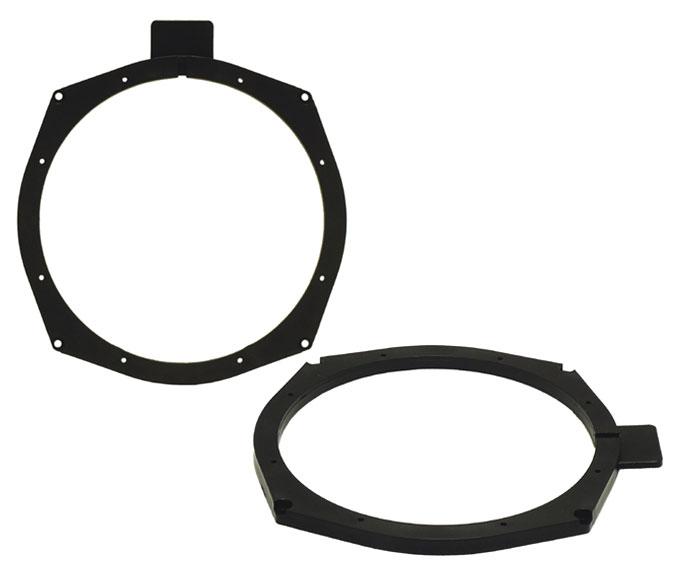 BMW 5 series 2011> rear speaker rings 200mm