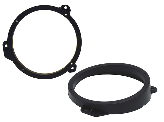 Subaru Legacy, Outback speaker adapter rings 165mm