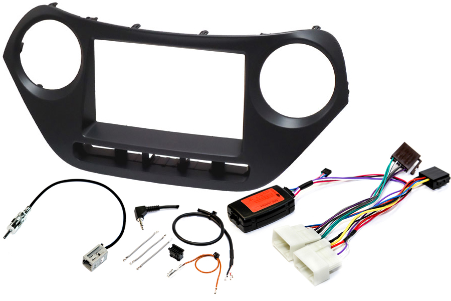 Hyundai I10 2013> headunit fitting kit