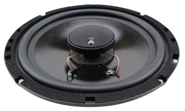 2 way low depth coax speakers, 160mm 85W