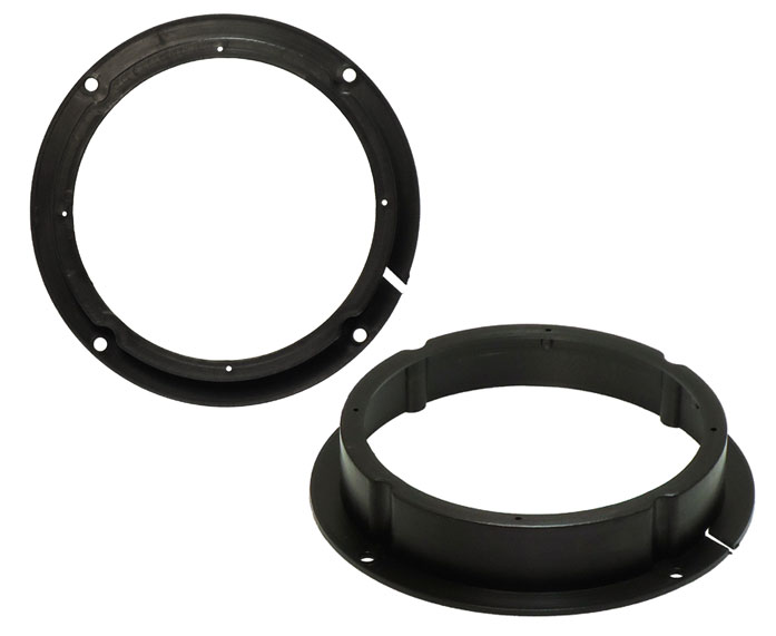 Kia Soul, Sportage 165mm speaker adapter rings
