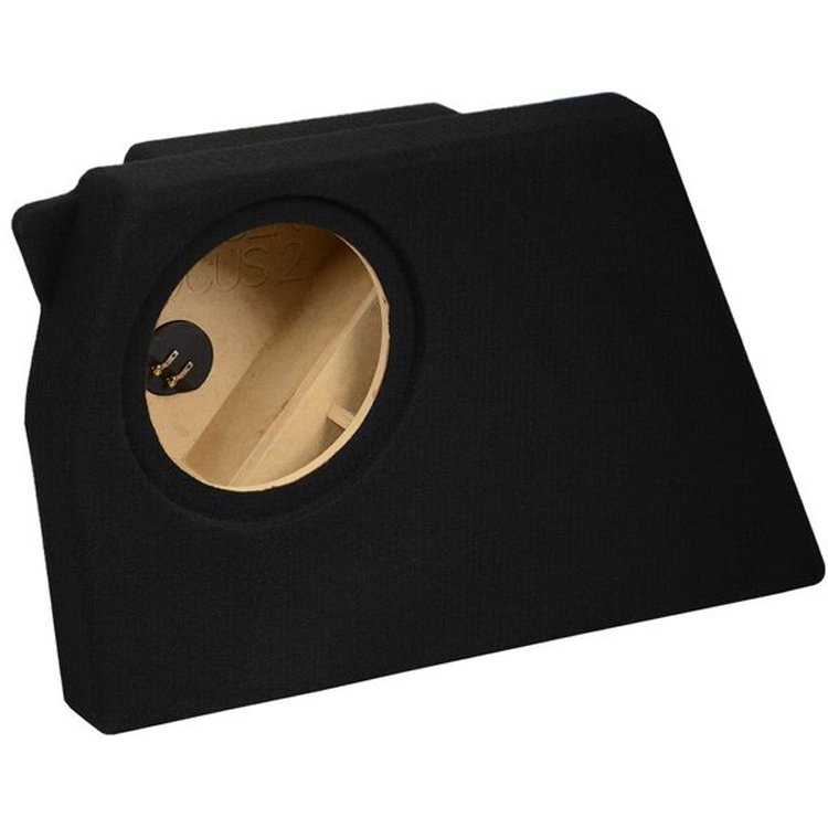 """10"""" inch 17litre sub woofer box for Ford Focus Mk2"""