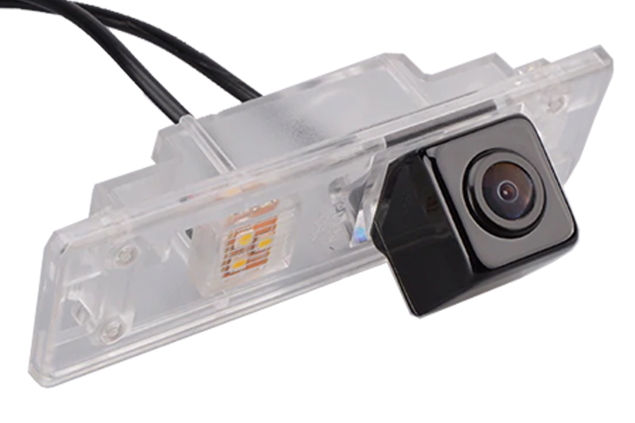 BMW 1 series reverse view camera