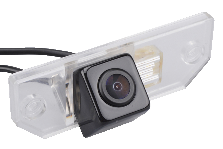 Ford Focus reverse view camera