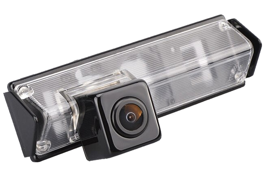 Mitsubishi Shogun reverse view camera