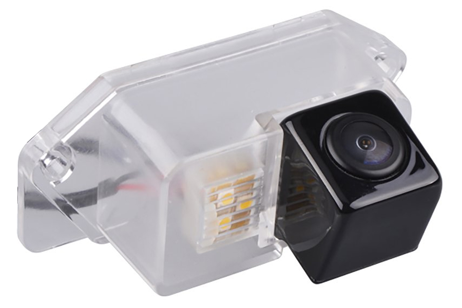Mitsubishi Lancer reverse view camera