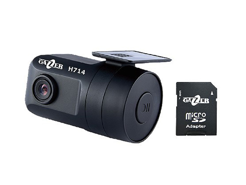 Gazer HD Dashcam with parking mode