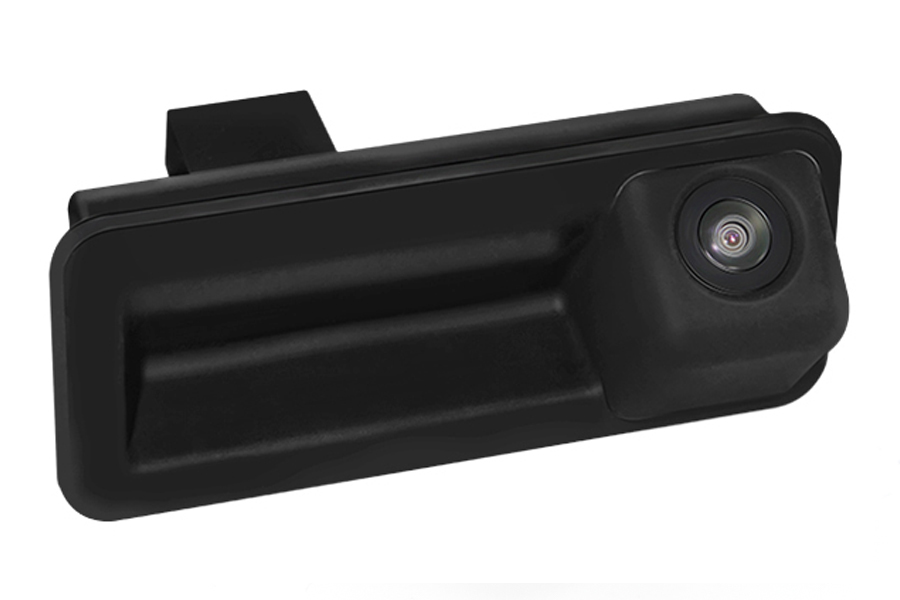 Jaguar Land Rover Tailgate handle rear camera