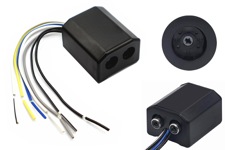 2 channel line out converter w/ remote trigger